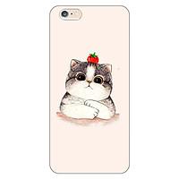 Ốp lưng dẻo cho Apple iPhone 6 Plus / 6s Plus _Cat 05