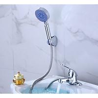 Vòi Lavabo LIỀN SEN - Tích hợp vòi lavabo và củ sen tắm - Hàng Cao cấp bóng đẹp