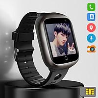 Đồng Hồ Thông Minh Định Vị GPS Chống nước   Nam Nữ   Gắn Sim 4G độc lập Model AMA Watch FA66 dành cho Trẻ em Học sinh Sinh viên Người lớn Hàng nhập khẩu