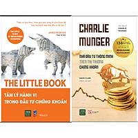 Combo Charlie Munger – Nhà Đầu Tư Thông Minh Trên Thị Trường Chứng Khoán+Tâm Lý Hành Vi Trong Đầu Tư Chứng Khoán