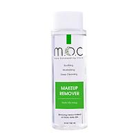Nước Tẩy Trang M.O.C - Tẩy trang vùng mắt, môi, loại bỏ lớp trang điểm sạch sẽ, dưỡng ẩm, dịu da, phù hợp với mọi loại da