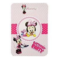 Combo 10 thiệp mời sinh nhật Minnie