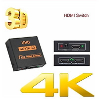 4k*2k HDMI Splitter Full HD 1080p Video HDMI Switch Switcher