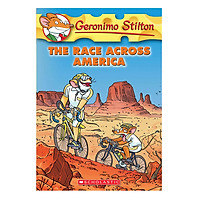 Geronimo Stilton #37: The Race Across America