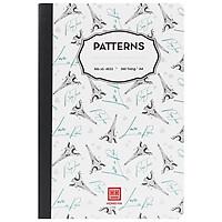 Sổ Giáo Án Patterns A4 (360 Trang) - 4533 - Mẫu 1