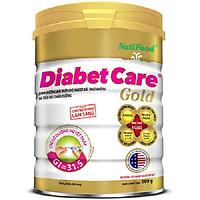 Sữa cho người bị bệnh tiểu đường, đái tháo đường: Nutifood DiabetCare Gold 900 Gr