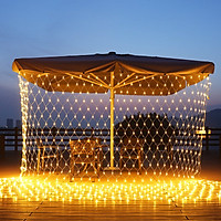 Đèn Led Trang Trí Dạng Lưới Chống Thấm Nước Trang Trí Trong Các Buổi Tiệc