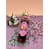 Nước dâu lên men tự nhiên Dáng Son 100% không hóa chất tổng hợp - Naturally fermented strawberry juice