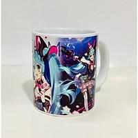 Ly cốc sứ Hatsune Miku