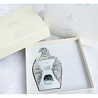 Nước Hoa Dubai Đại Bàng Trắng Ghala Zayed Silver Luxury EDP