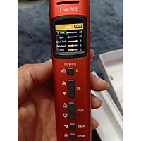 Micro Livestream MISOUND Live -M8.(không cần soundcard) Hát karaoke trên ÔTô - Hàng chính hãng