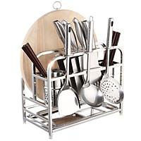 Kệ Để Gọn Đồ Nhà Bếp Đa Năng Giúp Cho Căn Bếp Gọn Gàng và Sạch Sẽ Chất Liệu Inox 304 Bền Đẹp