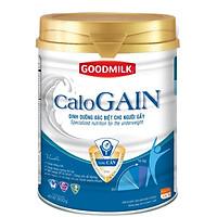 Sữa bột Goodmilk calo gain dành cho người gầy lon 900gr