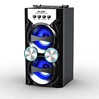 Loa Nghe Nhạc Kéo Xách Tay MS-209BT 8W Hỗ Trợ Bluetooth, USB, Thẻ Nhớ, Nghe Đài FM (Màu giao ngẫu nhiên)