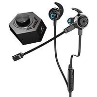 Tai nghe cao cấp kèm DAC 7.1CH giả lập âm thanh đa chiều, tai phone xịn chơi Game và Nghe nhạc đều hay Plextone G50 có rung +GameDSP GS5 tương thích với Laptop, PC và Máy Tính dành cho Game thủ chuyên nghiệp. – Hàng Chính Hãng.