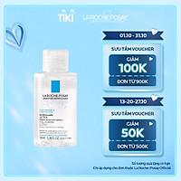 Nước Tẩy Trang Làm Sạch Sâu Cho Da Nhạy Cảm La Roche-Posay Micellar Water Ultra Sensitive Skin 100ml