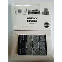 Đá lạnh Whisky Stones hộp 9 viên  - Làm lạnh Rượu Bia