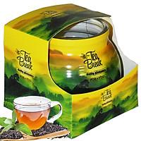 Ly nến thơm tinh dầu Admit Tea Break 85g QT01893 - trà đen Ấn Độ