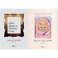 Combo sách hay: Chuyện ngõ nghèo + Chân dung của Dorian Gray (tặng kèm bookmark)