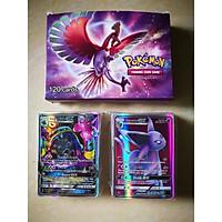 Bộ Thẻ Bài Pokemon 120GX (109GX+11 Thẻ Huấn Luyện Viên) Cao Cấp