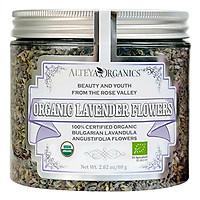 Thực Phẩm Chức Năng - Trà Hữu Cơ Lavender - Alteya Organic Lavender Dry Flowers (80g)