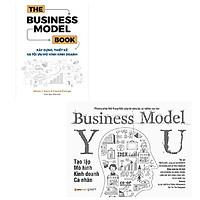 Combo 2 cuốn kỹ năng kinh doanh: The Business Model Book: Xây Dựng, Thiết Kế Và Tối Ưu Mô Hình Kinh Doanh + Tạo Lập Mô Hình Kinh Doanh Cá Nhân