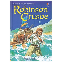 Usborne Young Reading Series Two: Robinson Crusoe