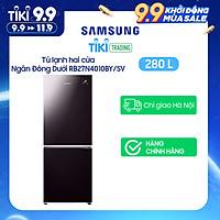 Tủ Lạnh Inverter Samsung RB27N4010BY/SV (280L) - Hàng Chính Hãng - Chỉ Giao tại Hà Nội