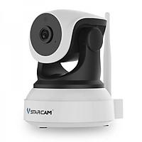 Camera không dây trong nhà home cam Vstarcam K201   Hàng chính hãng