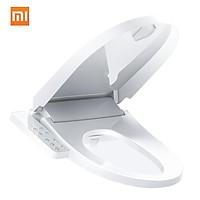 Xiaomi Eco-Chain Smartmi Nhà vệ sinh thông minh Nắp đậy Bộ lọc nước Bộ lọc nước nóng Bộ lọc chậu rửa vệ sinh làm nóng điện tử Thùng kín với đèn LED ban đêm Máy tiệt trùng tự động đóng chậm WC - intl