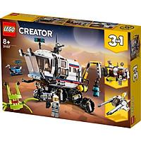 Đồ chơi lắp ráp LEGO CREATOR Tàu Thám Hiểm Không Gian 31107