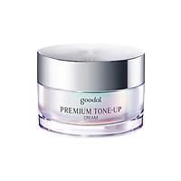 (Mẫu Mới 2020) Kem Dưỡng Da Trắng Da Cao Cấp Chiết Xuất Ốc Sên Goodal Premium Snail Tone Up Cream 30ml
