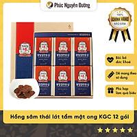 Thực Phẩm Bảo Vệ Sức Khỏe: Hồng Sâm Lát Tẩm Mật Ong - Honeyed Korean Red Ginseng Slices