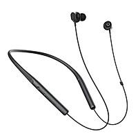 Tai nghe hỗ trợ Bluetooth chính hãng dạng vòng cổ thích hợp cho thể thao C2 Đen