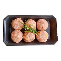 [Chỉ Giao HCM] - Thịt viên phô mai Mozzarella Meat Ball 150g - 6 viên