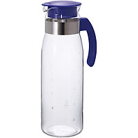 Bình thủy tinh đựng nước Hario 1.4L (không hộp)