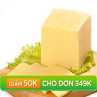 [CHỈ GIAO HCM] Phô Mai Mozzarella dạng khối 250gram - NK Đức