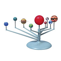 TỰ LÀM Hệ Thống Năng Lượng Mặt Trời Cung Thiên Văn Mẫu (Phát Sáng Trong Bóng Tối) Giáo Dục Trẻ Em Đồ Chơi