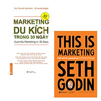 Combo Marketing Du Kích: Marketing Du Kích Trong 30 Ngày + Thế Mới Là Marketing