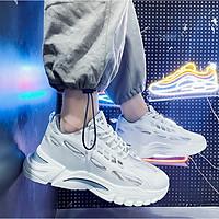 2021, giày thể thao nam nền tảng, hợp thời trang