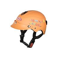 Mũ Bảo Hiểm Andes Trẻ Em - 3S108S Tem Nhám S83