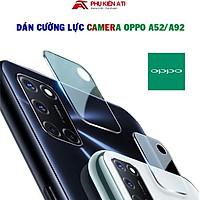 Kính cường lực camera Oppo A92/ Oppo A52- Trong suốt chống trầy xước cho camera oppo A92/ A52