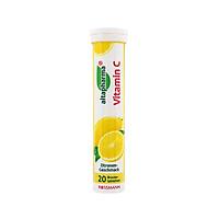 Viên Sủi Hỗ Trợ Tăng Cường Sức Đề Kháng Altapharma Vitamin C 20 viên (Hàng Nhập Khẩu Từ Đức)