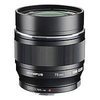 Ống Kính Olympus M.Zuiko Digital ED 75mm F1.8 (Đen) - Hàng Chính Hãng