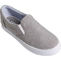 Giày Slip On Nữ Urban UL1702 - Ghi