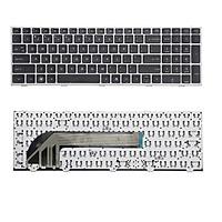 Bàn Phím Dành Cho Laptop HP Probook 4540 4540s 4545S (Có Sẵn Khung) - Hàng Nhập Khẩu