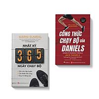 Sách - Combo Chạy Bộ Công Thức Chạy Bộ Của Daniels + Nhật Ký 365 Ngày Chạy Bộ - Pandabooks 9