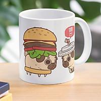 Cốc sứ Puglie Burger