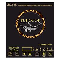 Bếp điện Fujicook HC 12A và HC 13A (Đen)