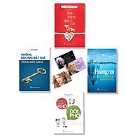 Combo Những Bài Học Đắt Giá Trong Bán Hàng + Bán Hàng Quý Ở Cái Tâm + Hướng Nội - Sức Mạnh Tiềm Ẩn Trong Bán Hàng + Khách Hàng Khó Vẫn Thừa Sức Đối Phó Tặng Kèm Postcard Những Câu Nói Của Người Nổi tiếng